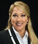 Lisa Hudson, 2018-19 IAI President
